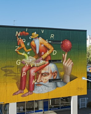 Muraali Kotkassa