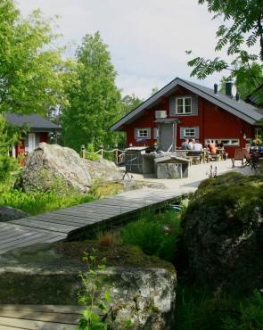 Karhusaari- Meeting and nature activities