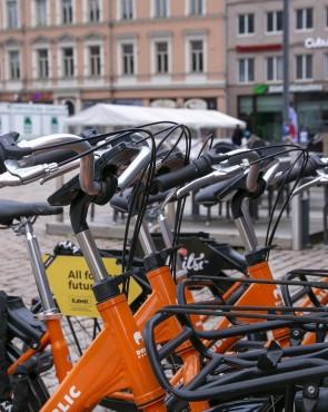 kaupunkipyörä vuokraus Kotka Hamina