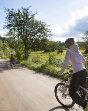 Kymijoen koskikierros -pyöräilyreitti
