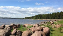 Scenery from Hurppu photo Hurppu Horizon Centre