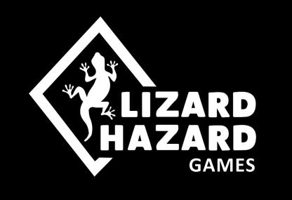 Lizard Hazard Games